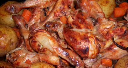 udka kurczaka