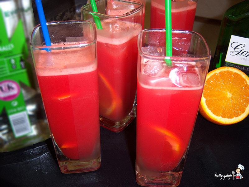drink orange blossom