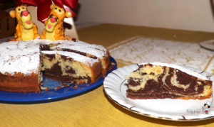Ciasto Tygrysek Bettygotuje