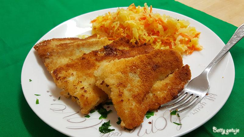 Filety rybne śmażone 1