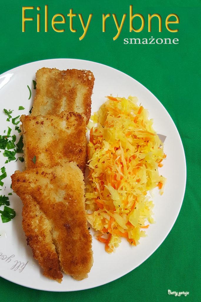 Filety rybne śmażone 3