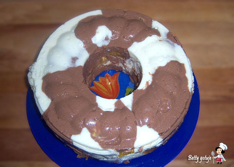 łaciate ciasto