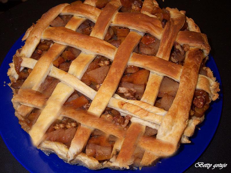jesienne-ciasto-dyniowo-jablkowe