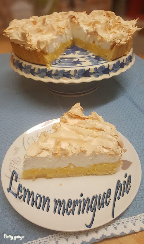 Lemon meringue pie 4