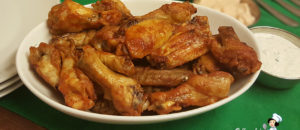 Skrzydełka - buffalo wings